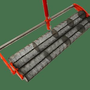 rodillo texturizador para concreto